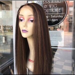 Accessories - Fulllace Wig human hair blende handstitch handtied